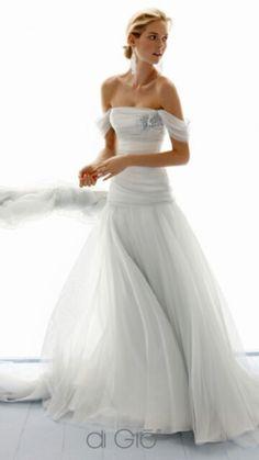 Le spose di gio wedding gown