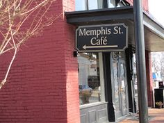 Memphis St Cafe ~ Diners Drive Inns And Dives Stop ~ Hernando Mississippi 2476 Memphis St  Hernando, MS 38632 (662) 429-9299