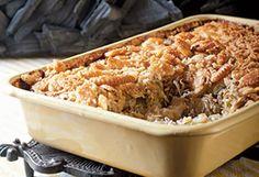 Classic Chicken and Wild Rice Hotdish Recipe - Oprah.com