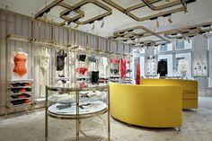 Inside La Perla's new flagship store on Old Bond Street   Harper's Bazaar