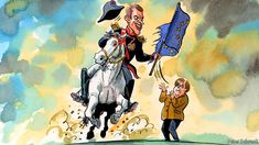 Emmanuel Macron revolutionised French politics. Now he wants to repeat the trick in Europe