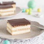 sernik+gotowany+sprawdzi+się+idealnie. Polecam.+:) Tiramisu, Recipies, Food And Drink, Sweets, Baking, Cake, Ethnic Recipes, Diy, Kuchen