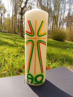 Pillar Candles, Colors, First Communion, Religious Education, Calla Lily, Colour, Taper Candles, Candles, Paint Colors