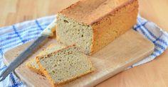 schnelles glenfreies Rezept für Brot ✓ mit Reis, Hirse und Buchweizen ✓ ☆ Jetzt nachkochen!