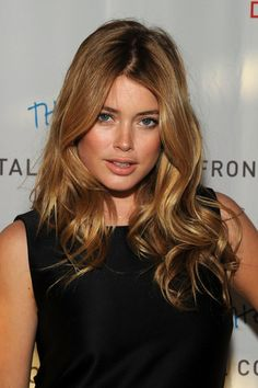 Model Doutzen Kroes attends the kick off cocktail party for Digital Content Newfront Conference presented by Digitas & The Third Act at The Standard Hotel on June 8, 2010 in New York City.