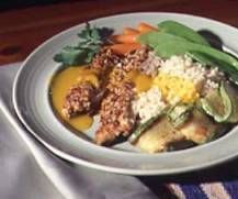 Butter It Up! Chicken Recipe with Pecans and Lemon Butter from Real Restaurant Recipes. Pecan Recipes, Lemon Butter, Restaurant Recipes, Chicken Recipes, Nutrition, Beef, Pecans, Healthy, Food