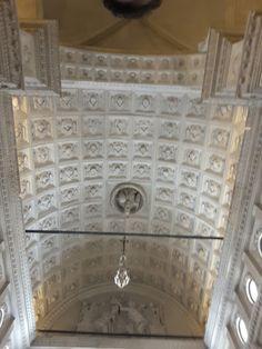 Soffitto della Cappella del Beato Orsini.  Alessi e Nicolò Fiorentino.   1468-73