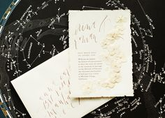 Calligraphy Inspiration: Meghan Kay Sadler via Oh So Beautiful Paper