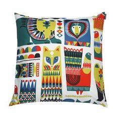 sanna annukka cushion cover animals