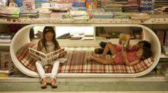 Foto: Um bom lugar para ler ou um passeio a uma livraria pode ser uma ótima forma de incentivar a ler