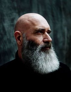 Beard Styles 692217405214080850 - The best beard styles for bald men! If you are a bald man, then you need to grow any kind of beard! These beard styles are all pretty awesome! Source by marcbousard Bald Men With Beards, Bald With Beard, Grey Beards, Long Beards, Bald Man, Long Beard Styles, Beard Styles For Men, Moustache, Shaved Head With Beard