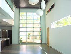 Really big glass garage door! www.clopaydoor.com/common/dealerdetails?dealerId=121062&dtype=residential