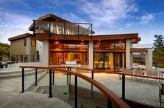 "Arquitectura Contemporánea ""Armada House"" / KB Design, Victoria, BC Canadá. - ArQuitexs"