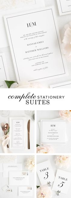 Create your own wedding invitation suite in one of 6 luxurious cardstocks, 40+ ink colors, ribbon and more. Request a free sample today!
