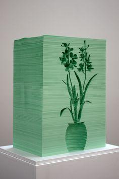 More Astounding Negative Space Book Sculptures via My Modern Met