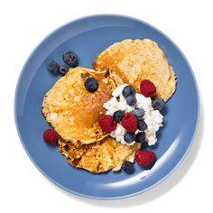 Proteinpannekaker er genialt når du har lyst på noe digg for å holde energinivået på topp. Perfekte til frokost, lunsj, mellommåltid eller kvelds!