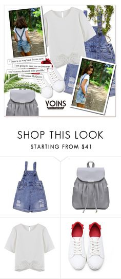 """""""Yoins #26"""" by smajicelma ❤ liked on Polyvore featuring yoins, yoinscollection and loveyoins"""