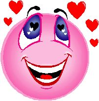 Pink Smiley Face...:)