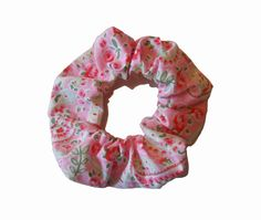 Hey, I found this really awesome Etsy listing at https://www.etsy.com/listing/180023756/cath-kidston-floral-pink-hair-scrunchie