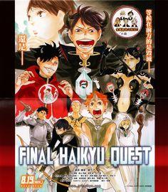 Final Haikyuu Quest