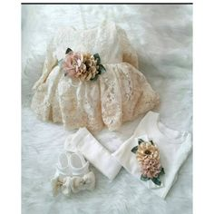 Newborn Girl Dresses, Gowns For Girls, Baby Dress, Girls Dresses, Lace Christening Gowns, Baptism Dress, Baby Baptism, Baby Girl Cardigans, Newborn Crochet