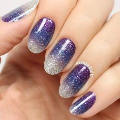 21 Examples Of Nail Designs for Short Nails To Inspire You ❤️ Simple Ombre Nails picture 3 ❤️We have gathered here the trendies and the freshest ideas to pull off if your nails are quite short. https://naildesignsjournal.com/inspiring-nail-designs-for-short-nails/  #nails #nailart #naildesign  #shortnails