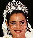 Princess Meryem's of Morocco Wedding Tiara