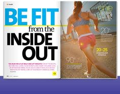 Be Fit From the Inside Out - from our June 2011 issue. Click through for your sneak peek of the issue!