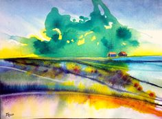 """#artistsupportpledge #ArtistsSupportingArtists  #artistsupportpledgecanada Another #painting for the support pledge... #watercolour, 11x15"""" $200 CAD plus shipping **Message me for purchase** Watercolours, Watercolor Paintings, Artist Art, Storytelling, Canvas, Inspiration, Tela, Biblical Inspiration, Water Colors"""