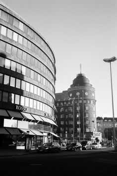Rollin' with Rollei por mnella em Helsinki. Rollei 35.