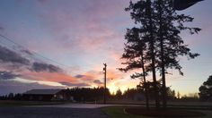 Camano Sunsets are almost as good as Warm Beach ones