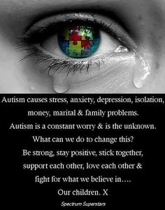 Don't forget to help us support The Autism Resource Spectrum Center