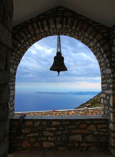 Mount Athos, Greece ~ Bell to Heaven