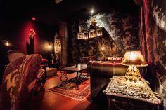 Le Blaine bar à Paris, entrée sur mot de passe