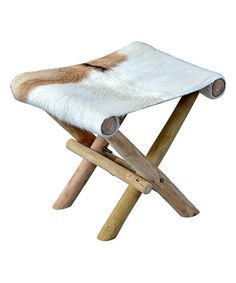 Another great find on #zulily! Safari Folding Stool #zulilyfinds
