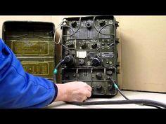 AN/GRC-9 RT-77 military radio