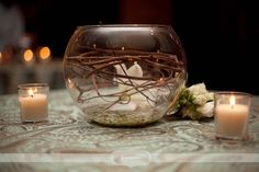 cool and inexpensive center piece