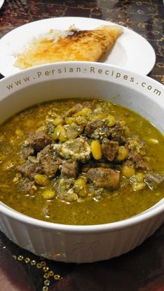 khoresht-e-baghala - Persian Food