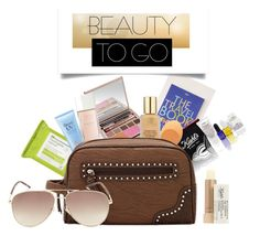 """""""Beauty on the go"""" by velvetmahya ❤ liked on Polyvore featuring beauty, Neutrogena, Lonely Planet, Kiehl's, Urban Decay, Chanel, Estée Lauder and Marc Jacobs"""