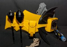 Batman Utility Belt by Ideal Toys 1960's