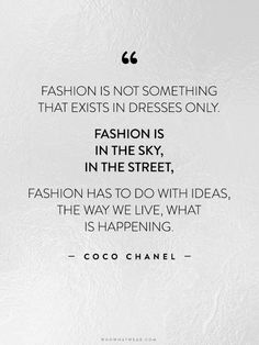 35+Life-Changing+Quotes+from+Fashion's+Greatest+Luminaries+via+@WhoWhatWear