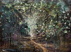Galerie Bastian is pleased to announce an exhibition of new works by Anselm Kiefer. Installation Street Art, Watercolor Landscape, Abstract Landscape, Landscape Paintings, Landscapes, Anselm Kiefer, Art Berlin, Nose Art, Wassily Kandinsky