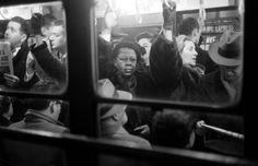 New York City subway, 1953