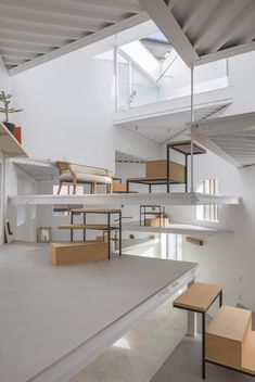 Image 7 of 21 from gallery of House in Miyamoto / Tato Architects. Photograph by Shinkenchiku Sha & The 76 best Japanese interiors images on Pinterest in 2018 ...