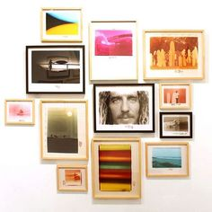 Photos from Thomas Campbells' 'Slide Your Brains Out' show at Mollusk Surf Shop