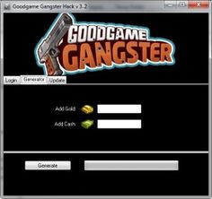 "Goodgame Gangster Hack is a program for real gangsters. Who would not want to pay and do not have to pay in gold! If you are a real gangster then this program is for you, ""Goodgame Gangster Hack"". It works very well, connects to the database game! Therefore, any player with this program can have an infinite amount of gold and cash. That's gold and cash! Goodgame Gangster Hack was created on proźba wielku players who do not want to pay for extras in the game and want to play for free!"
