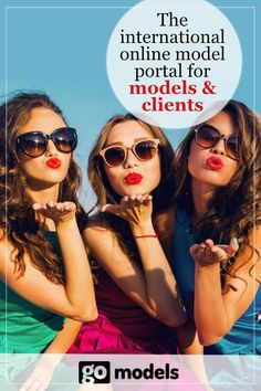 Book a model for your modeling jobs now! Simply search, find and book models via go-models. We are your model portal. Model booking as easy as possible . Client Profile, Online Modeling, Online Profile, Becoming A Model, New Job, Model Agency, Things To Know, Portal, Fitness Models