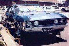 Phase IV for sale [showing at bit more of the magazine the photo appeared in. Australian Muscle Cars, Aussie Muscle Cars, Phase Iv, Luxury Rv, Ford Falcon, Ford Gt, Police Cars, Hot Wheels, Vintage Cars