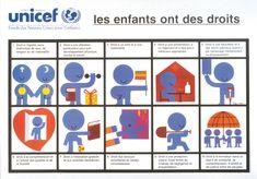French Lessons, Kids Rugs, Unicef, Blog, Human Rights, Recherche Google, Texts, Home Decor, Hip Bones