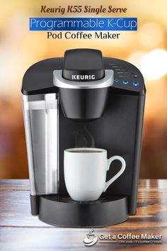 511d96e1895 Top 10 Single Cup Coffee Makers (Apr. 2019) - Reviews   Buyers Guide